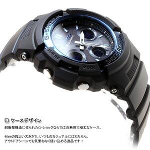 G-SHOCKGショックカシオ電波ソーラーGSHOCK腕時計メンズAWG-M100A-1AJF【送料無料】【あす楽対応】【即納可】
