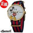 インガソール ディズニー INGERSOLL Disney 腕時計 メンズ レディース DIN007GDRD【2017 新作】