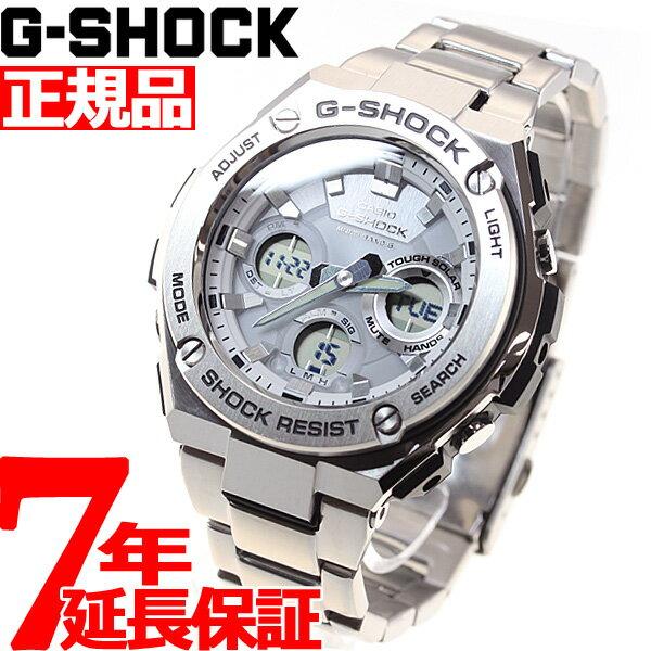腕時計, メンズ腕時計 G-SHOCK G-STEEL G G CASIO GST-W110D-7AJF