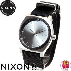ニクソンNIXONタイムテラーTIMETELLER腕時計メンズ/レディースガンメタルサンレイ/ブラックNA0452454-00【2016新作】