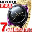 ニクソン NIXON タイムテラーアセテート TIME TELLER ACETATE 腕時計 レディース マルチ/ゴールド NA3272483-00【2016 新作】【あす楽対応】【即納可】