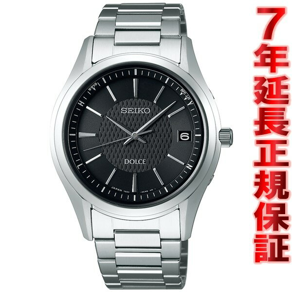 腕時計, メンズ腕時計 5000OFF37.5 SEIKO DOLCE SADZ187