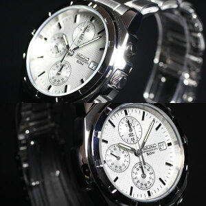 セイコー逆輸入SEIKO腕時計クロノグラフSND187