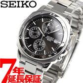 セイコー SEIKO 逆輸入 クロノグラフ ブラック SEIKO 腕時計 クロノグラフ SND191【あす楽対応】【即納可】