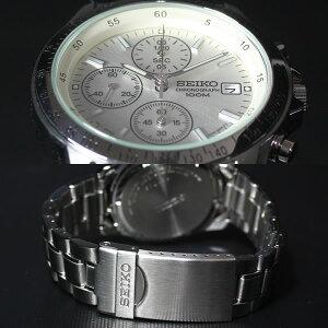 セイコー逆輸入クロノグラフSEIKO腕時計クロノグラフSND363