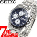 【10500円以上送料無料】セイコーSEIKO腕時計クロノグラフSND365100M防水