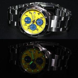 セイコー逆輸入SEIKO腕時計クロノグラフSND409