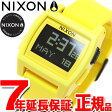 ニクソン NIXON ベース タイド BASE TIDE 腕時計 レディース イエロー NA11042552-00【2017 新作】【あす楽対応】【即納可】