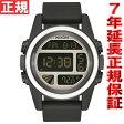 ニクソン NIXON ユニット UNIT 腕時計 デジタル メンズ ブラック/ホワイト/シルバー NA1972557-00【2017 新作】