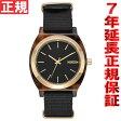 ニクソン NIXON タイムテラー アセテート TIME TELLER ACETATE 腕時計 メンズ ターコイズ/ブラック NA327647-00【2017 新作】