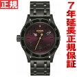 ニクソン NIXON 38-20 腕時計 レディース ブラック/パープル NA410192-00【2017 新作】
