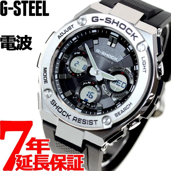 腕時計, メンズ腕時計 35.5G-SHOCK G-STEEL GST-W110-1AJF G G CASIO