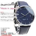 アニエスベー agnes b. 腕時計 メンズ/レディース マルチェロ Marcello FBRK999