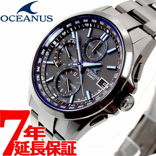 CASIO oceanus 18037182359 CASIO OCEANUS OCW-T260...