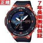 カシオ プロトレック CASIO PRO TREK スマートアウトドアウォッチ Smart Outdoor Watch オレンジ 腕時計 メンズ WSD-F20...