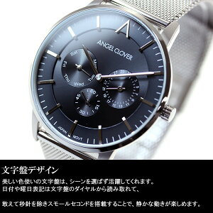 エンジェルクローバーAngelClover腕時計メンズゼロZeroZE42SGRY【2016新作】【対応】【即納可】