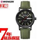 ウェンガー WENGER 腕時計 メンズ アティチュード デイデイト ...