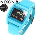 ニクソン NIXON ベース タイド BASE TIDE 腕時計 レディース ブルー NA11042556-00 【2017 新作】