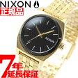 ニクソン NIXON スモールタイムテラー SMALL TIME TELLER 腕時計 レディース ゴールド/ブラック NA399513-00【あす楽対応】【即納可】
