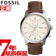 フォッシル FOSSIL 腕時計 メンズ タウンズマン TOWNSMAN クロノグラフ FS5350【2017 新作】