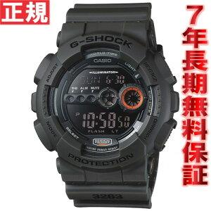 【カシオ Gショック】【CASIO G-SHOCK】【腕時計】【ブラック】【GD-100MS-3JF】【10500円以上...