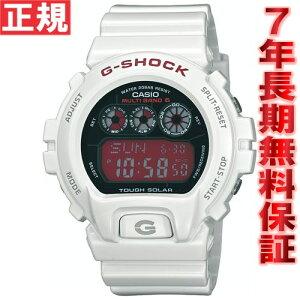 カシオGショックCASIOG-SHOCK電波ソーラー腕時計メンズ時計タフソーラーGW-6900F-7JF