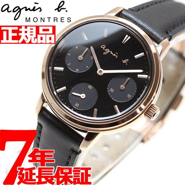本日  最大2000円OFFクーポン&店内最大54.5倍  アニエスベーagnesb.腕時計レディースサムSAMFCST990