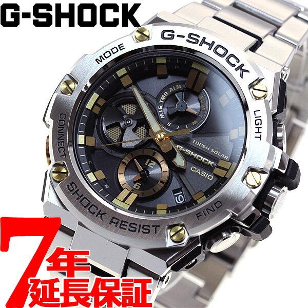 腕時計, メンズ腕時計 30036302359G-SHOCK G-STEEL G G CASIO GST-B100D-1A9JF