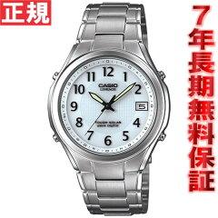 【カシオ リニエージ】【CASIO LINEAGE】【LIW-120DJ-7A2JF】【ソーラー電波時計】【腕時計】【...