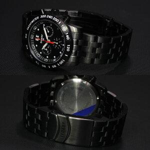トレーサー腕時計クラシック・クロノ・ビッグデート・プロ・ブルーメンズCLASSICCHRONOGRAPHBIGDATEPROBLUETRASERT4004.357.37.01