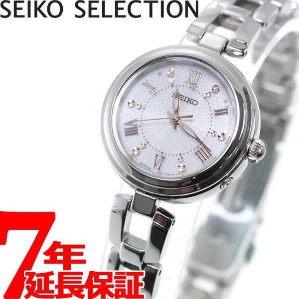最大5000円OFFクーポン&店内最大34.5倍  セイコーセレクションSEIKOSELECTION電波ソーラー電波時計腕時計