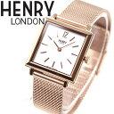 ヘンリーロンドン HENRY LONDON 腕時計 レディー...