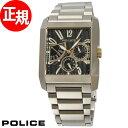 ポリス POLICE 腕時計 メンズ キングスアヴェニュー KINGS...