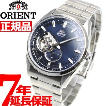 オリエント 腕時計 メンズ 自動巻き 機械式 ORIENT コンテンポラリー CONTEMPORARY セミスケルトン RN-AR0002L