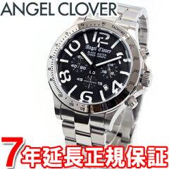 エンジェルクローバー Angel Clover 腕時計 メンズ クロノグラフ BM46SAB 正規品 送料無料!エ...