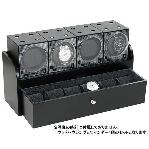 BOXY Design ボクシーデザイン ウォッチワインダー4個...