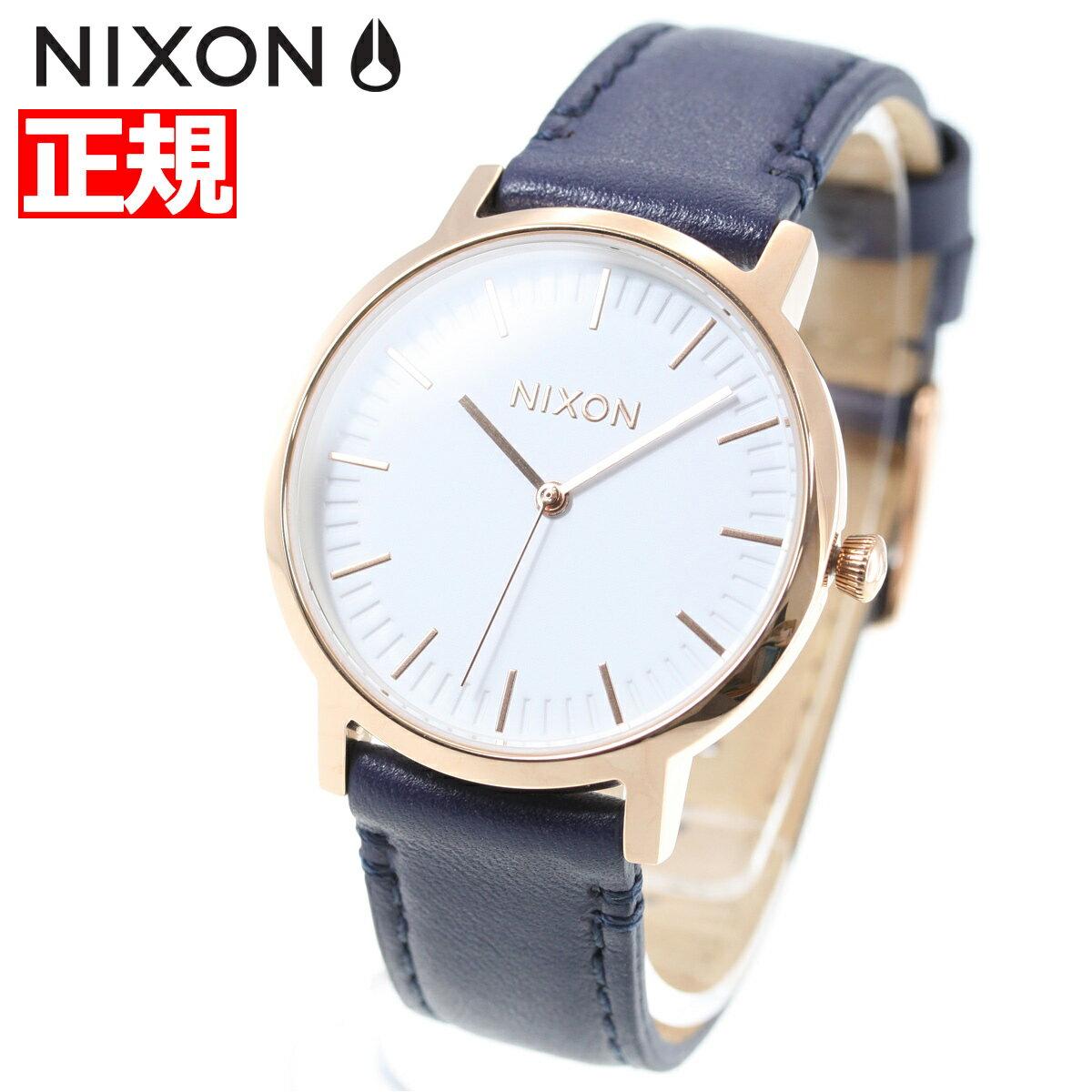 腕時計, 男女兼用腕時計 35.5 NIXON 35 PORTER 35 LEATHER NA11992798-00