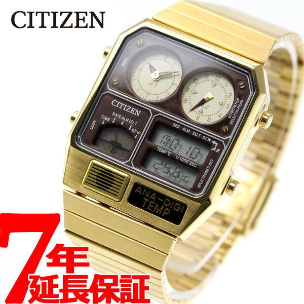 腕時計, メンズ腕時計 2502000OFF61252359 CITIZEN ANA-DIGI TEMP JG2103-72X