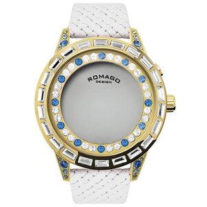 ロマゴデザインROMAGODESIGN腕時計レディースDAZZLEダズルRM006-1477GD-BU