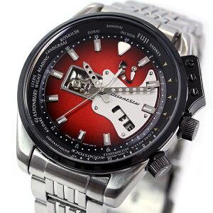 オリエントスターORIENTSTARレトロフューチャー腕時計メンズ自動巻きギターモデルWZ0171DA