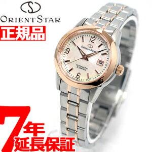 オリエントスター腕時計パールホワイトWZ0401NRORIENT