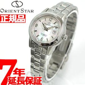 オリエントスター腕時計パールホワイトWZ0411NRORIENT