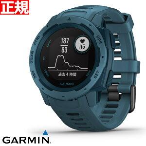 6ac2e5d05b ガーミン GARMIN インスティンクト レークサイドブルー GPS アウトドアウォッチ スマートウォッチ ウェアラブル 腕時計 メンズ レディース  010