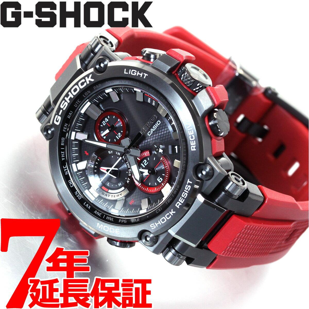 腕時計, メンズ腕時計 MT-G G-SHOCK G CASIO MTG-B1000B-1A4JF2018