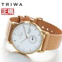 【本日限定!店内ポイント最大56倍!】トリワ TRIWA 腕時計 メンズ レディース ローズ ファルケン ROSE FALKEN FAST101-CL010614