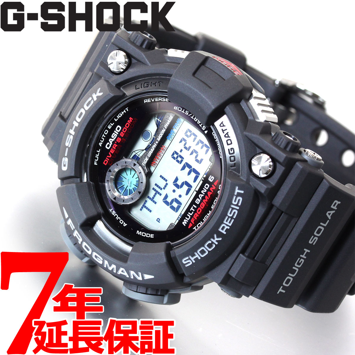 腕時計, メンズ腕時計 43182359G-SHOCK CASIO 20 G-SHOCK G G GWF-1000-1JF