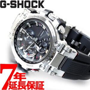 MT-G G-SHOCK 電波 ソーラー 電波時計 カシオ Gショック CASIO 腕時計 メンズ タフソーラー MTG-B1000-1AJF