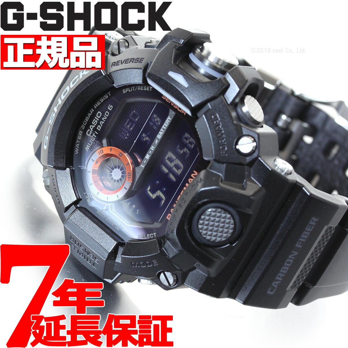 腕時計, メンズ腕時計 1OFF38232359G-SHOCK G CASIO RANGEMAN G GW-9400BJ-1JF