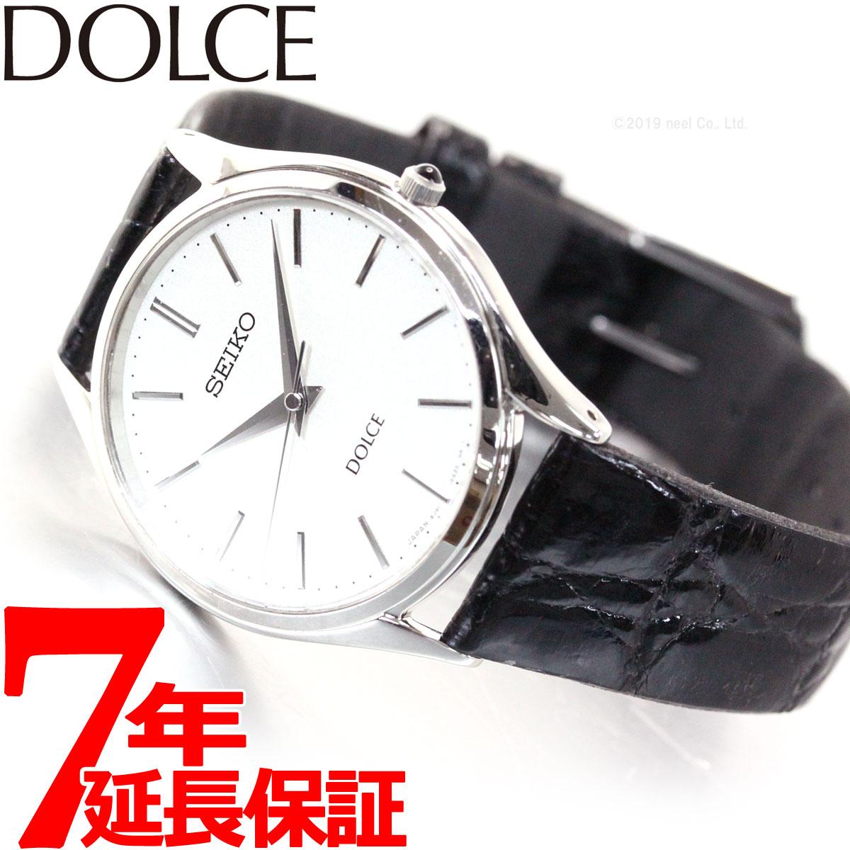 腕時計, ペアウォッチ 5000OFF37.5 SEIKO DOLCE SACM171