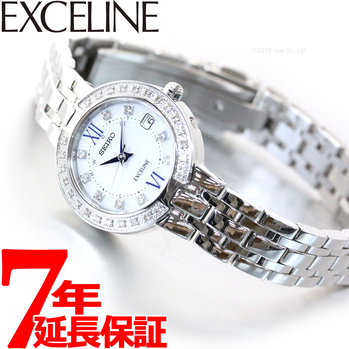 腕時計, レディース腕時計 2502000OFF51252359 SEIKO EXCELINE SWCW083